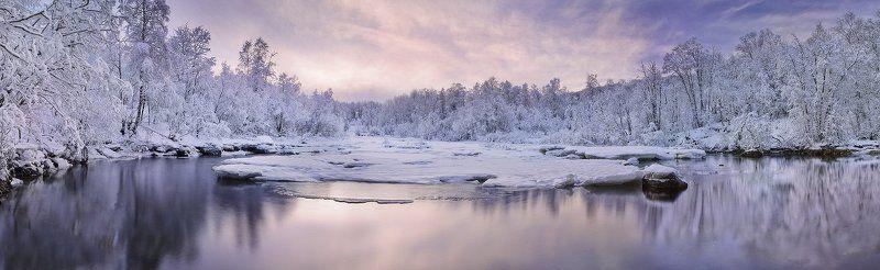 Зимняя тишинаphoto preview