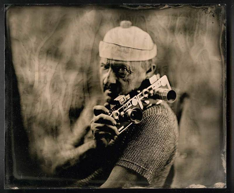 wet, plate, collodion, ambrotype Argus-Paparazzi...photo preview