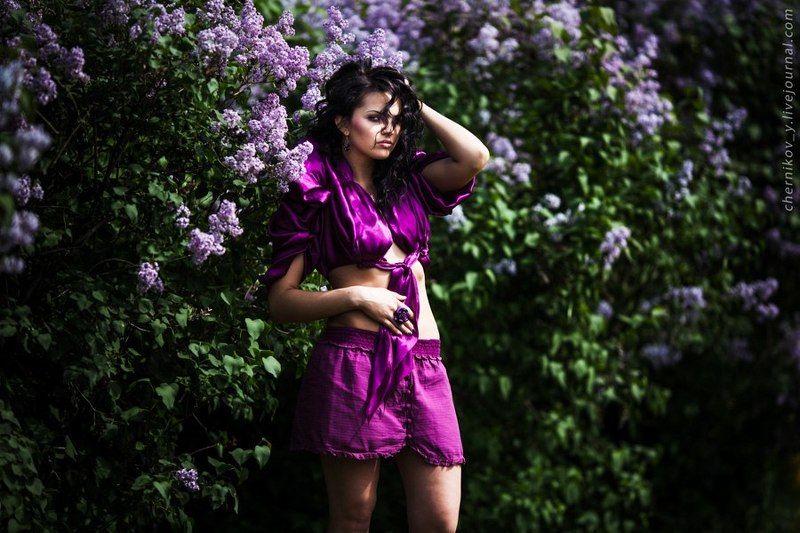 модель, весна, 2012 Майское утроphoto preview