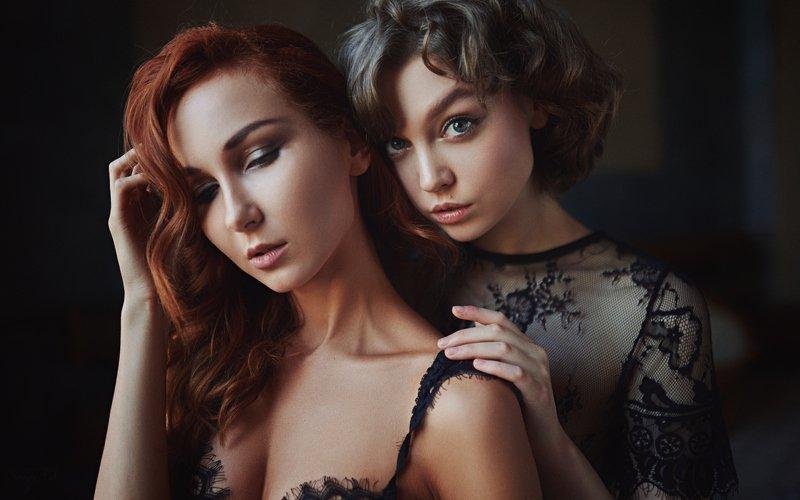 Anya & Olyaphoto preview