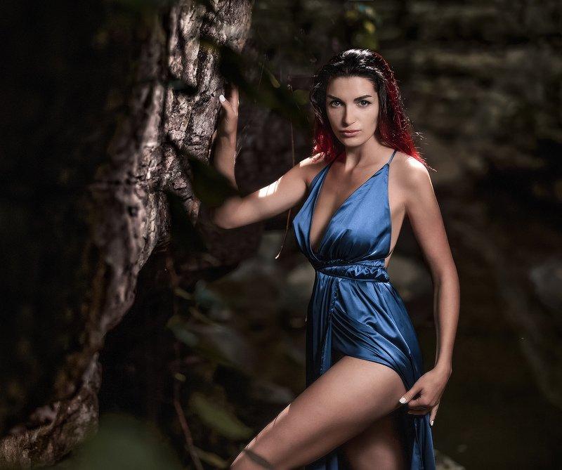 сочи, природа, девушка, лес photo preview