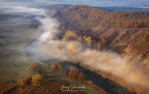 Осень на Харьковщине.