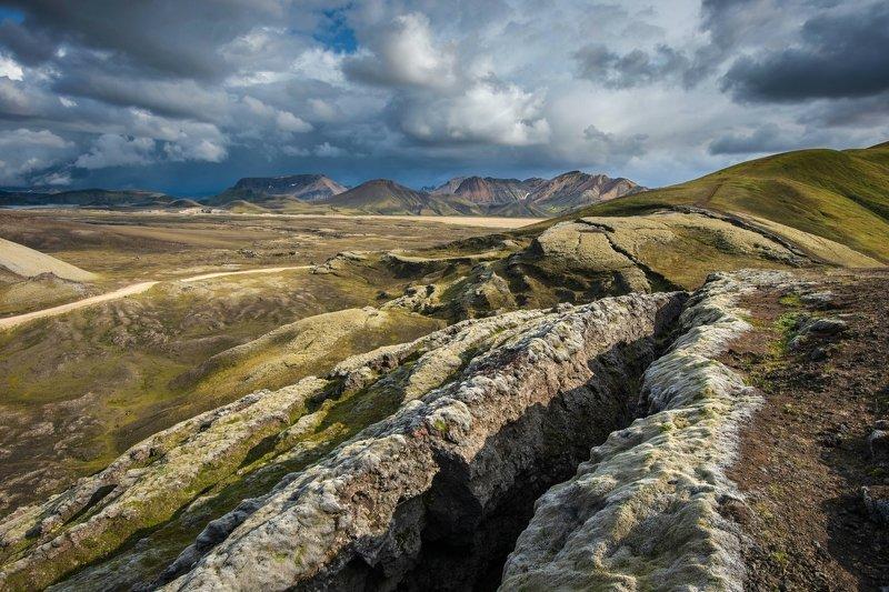 исландия разломphoto preview