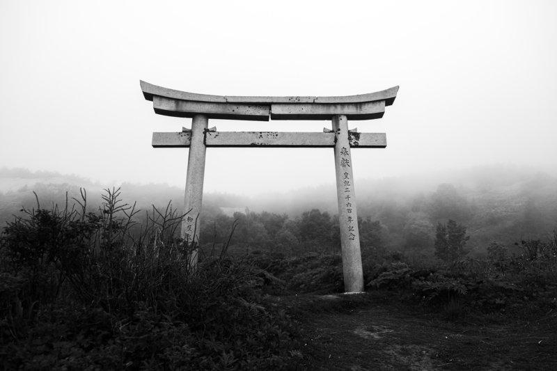 япония, тории, архитектура Японские торииphoto preview