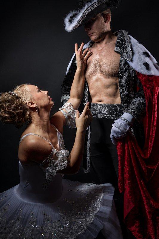 Балерина и Корольphoto preview