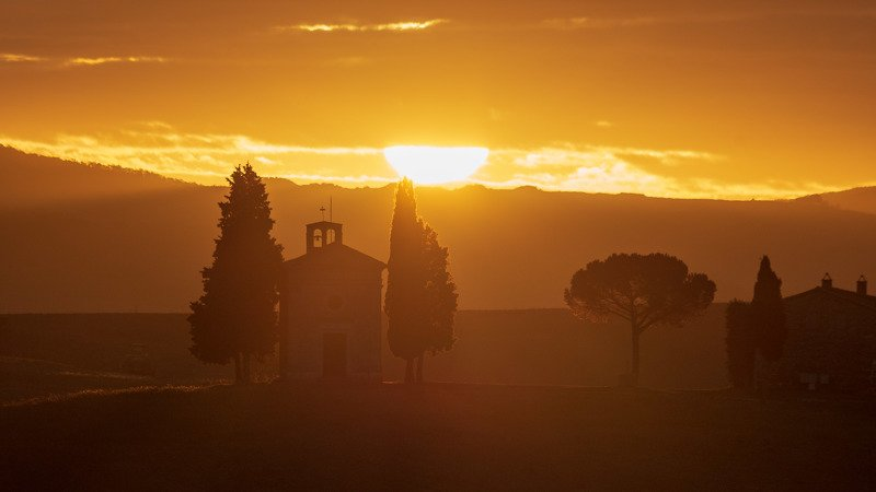 tuscany, тоскана photo preview