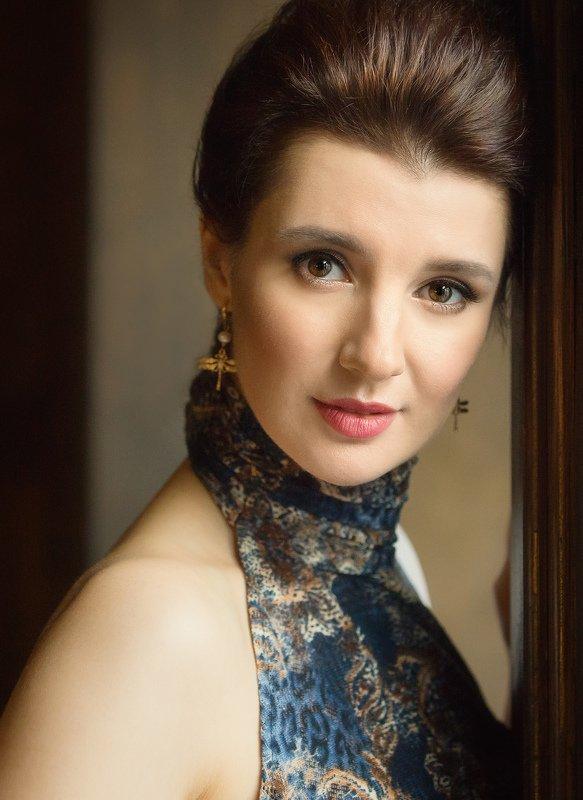 портрет, девушка, актриса Иринаphoto preview