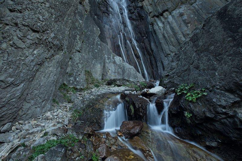 Водопад Абай Суphoto preview