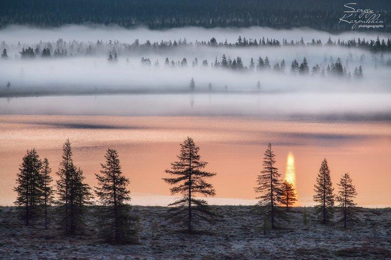 колыма, магадан, Наедине с тишинойphoto preview