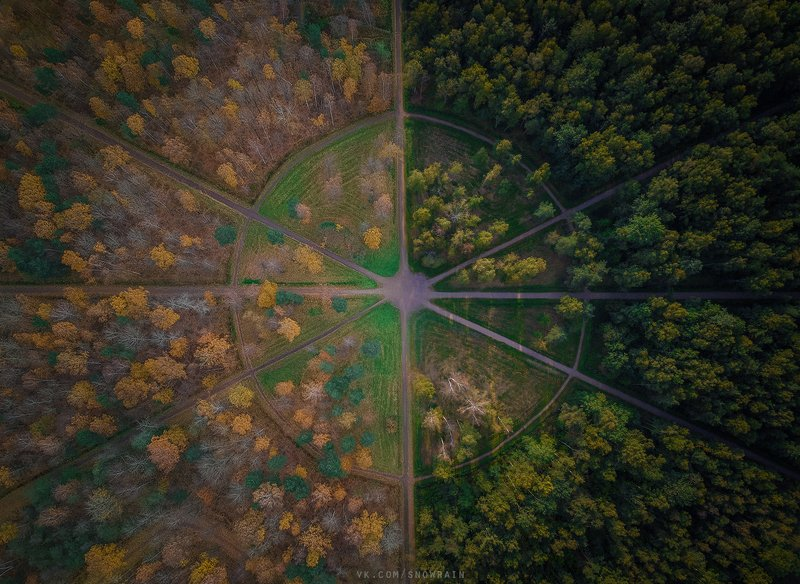 autumn, nature, aerial, drone, аэрофотосъемка, коптер, природа, пейзаж, landscape, осень, dji Лето и осеньphoto preview