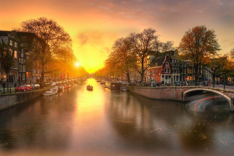 Амстердам. Октябрь...photo preview