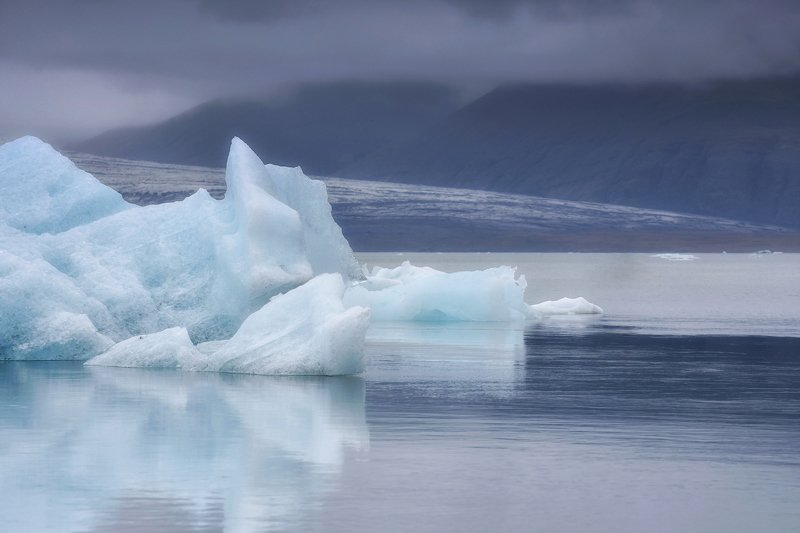 исландия синий лёдphoto preview