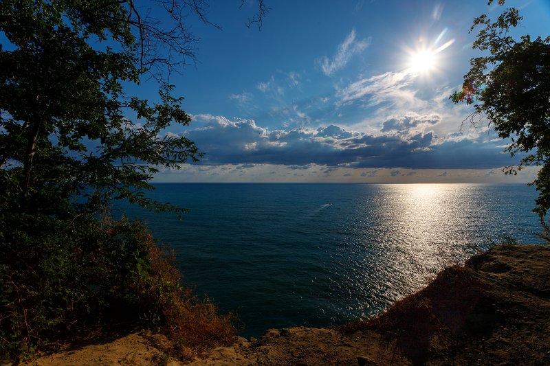 пейзаж, скала Киселева 40 метров над уровнем моряphoto preview