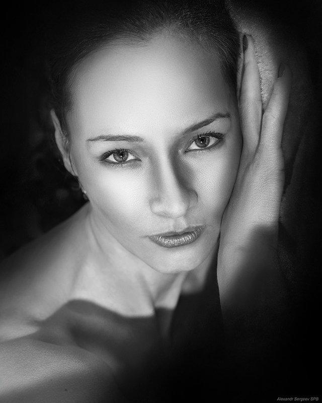 женщина,чувственность,красота,гармония Портрет женщиныphoto preview