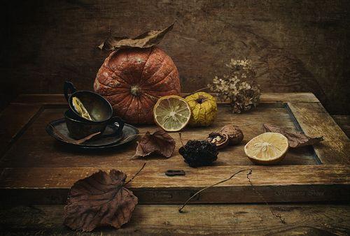Осенний дилижанс
