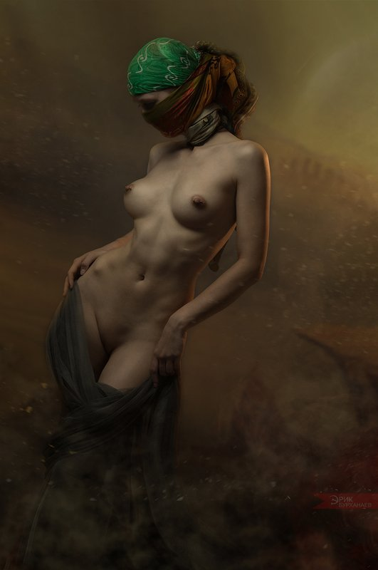 nu, nude, ню , desert caravan storyphoto preview