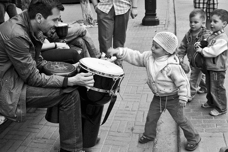 музыканты, дети, чб, челябинск, апатиты Уличные музыкантыphoto preview