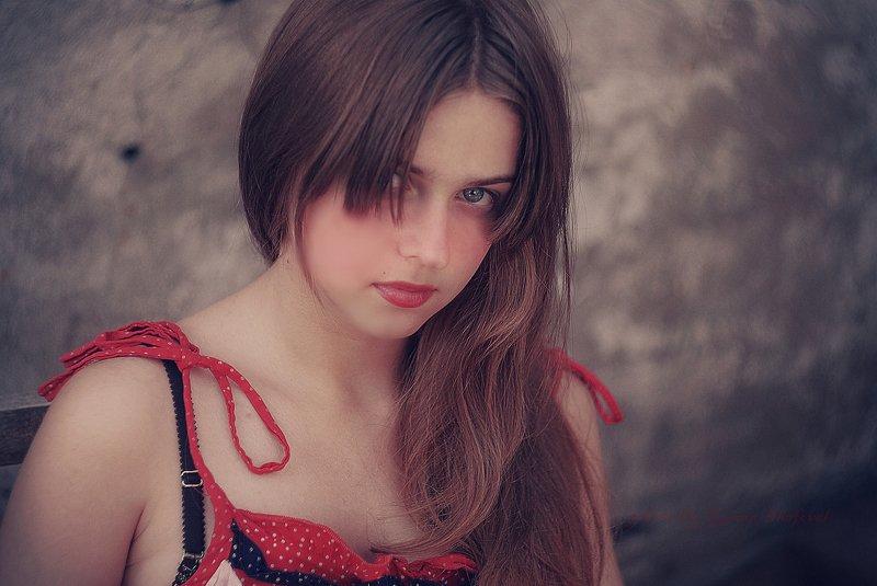 портрет, девушка Rima...photo preview
