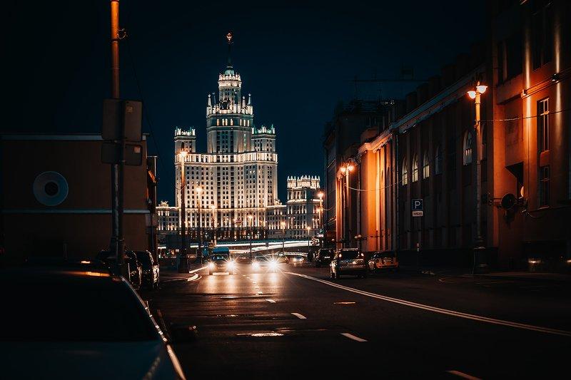 Ночной трафикphoto preview