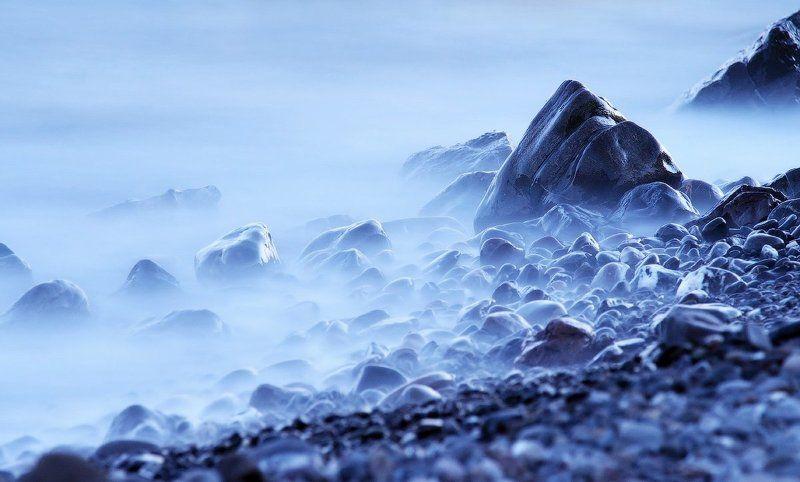 крым, море, черное, камни, вода Морская меланхолияphoto preview