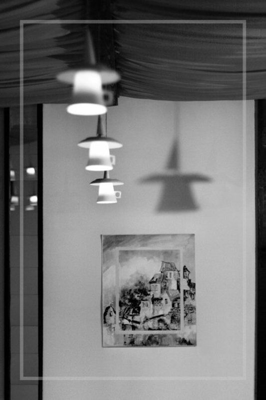 чашка, люстра, свет, тень, французский домик, cup, chandelier, light, shadow, french house photo preview