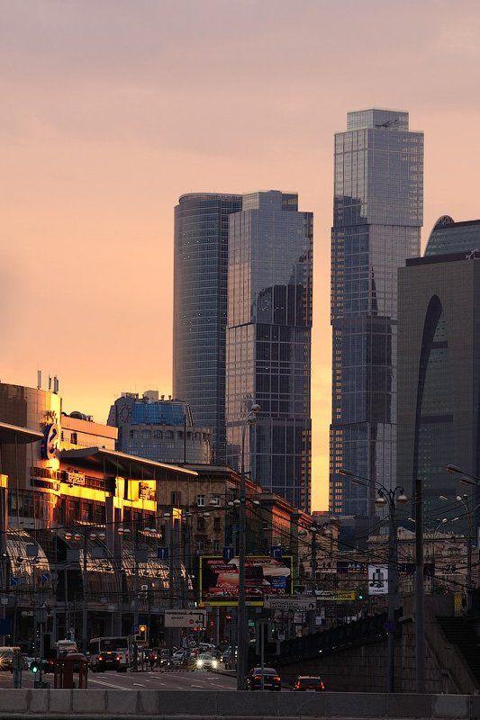 москва, moscow city * * *photo preview