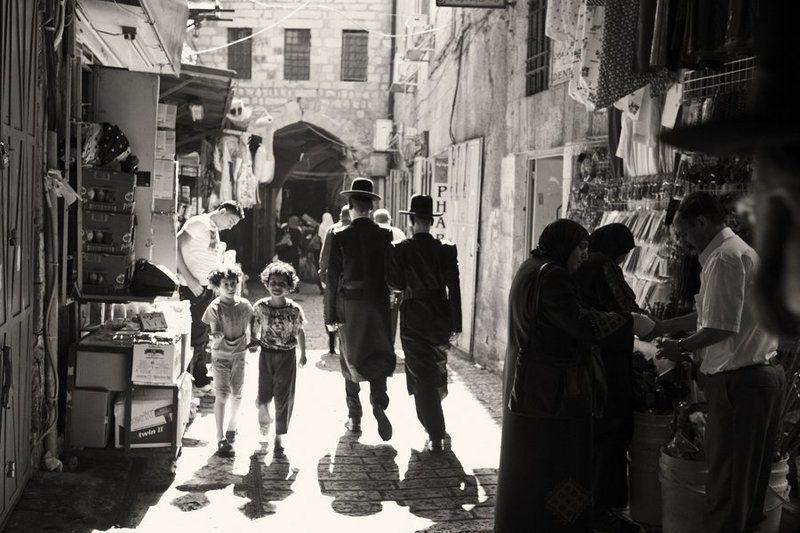 иерусалим Старый город(из серии Иерусалимские хроники)photo preview