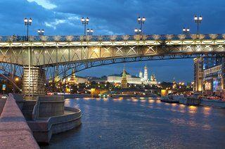 Вечерняя Москва... ч1... Патриарший...