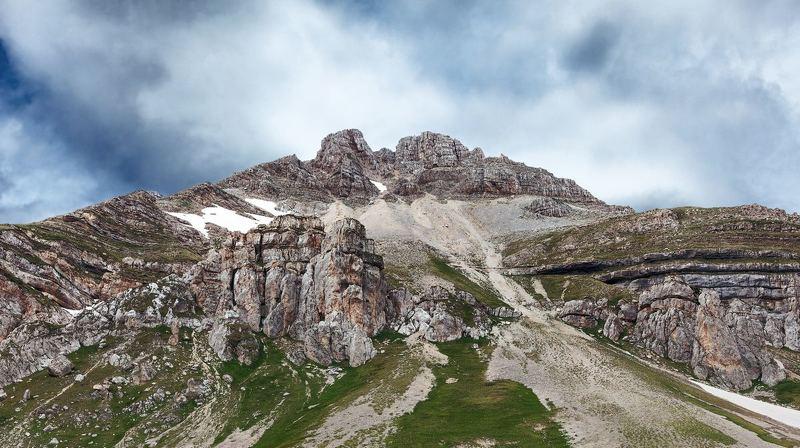 оштен, змея, горы прогулка к Оштенуphoto preview