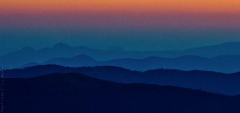 Закат с Малой Близницыphoto preview