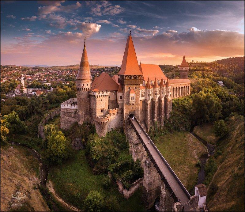 Румыния, замок, Корвинов, фототур Замок Корвинов...photo preview