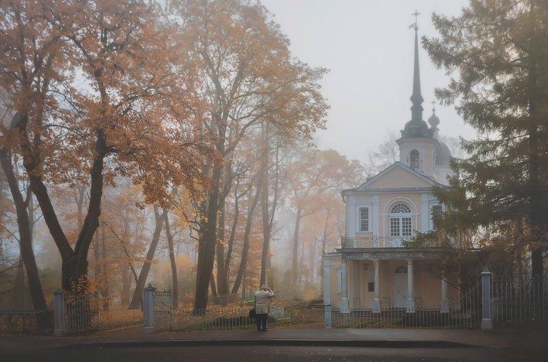 питер, пушкин, царскоесело, царское, александровский, осень, пейзаж Есть только миг. . .photo preview
