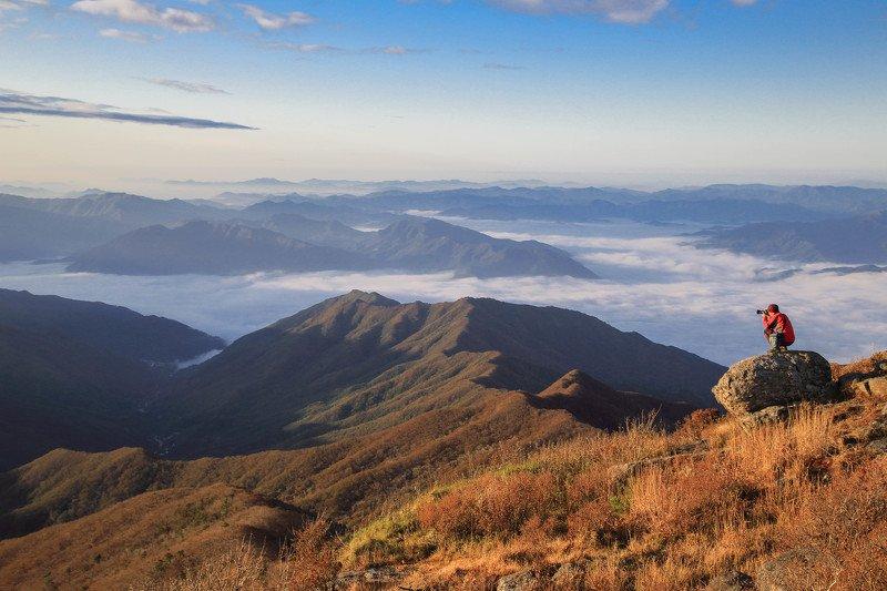 korea mountains NOGODANphoto preview