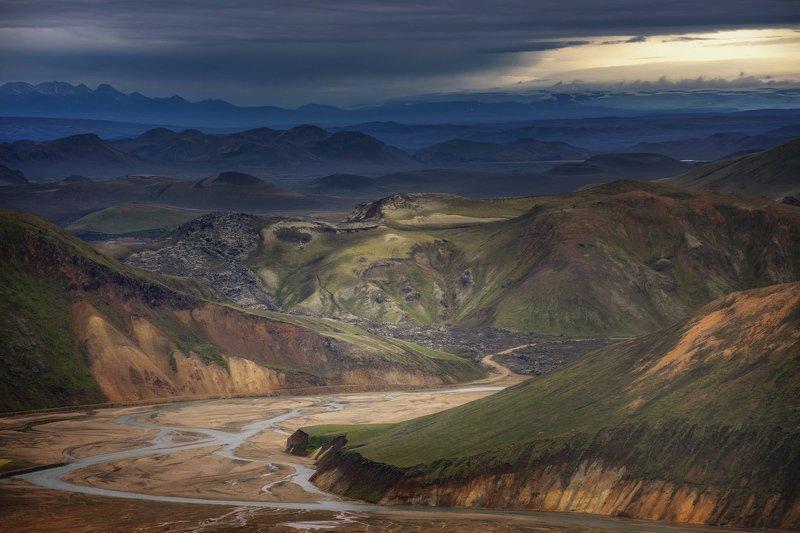 исландия зелёная планета \