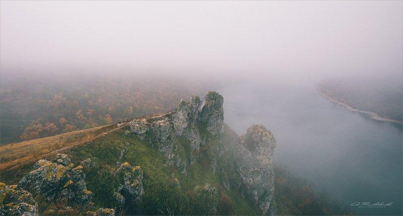 Говды в тумане photo preview