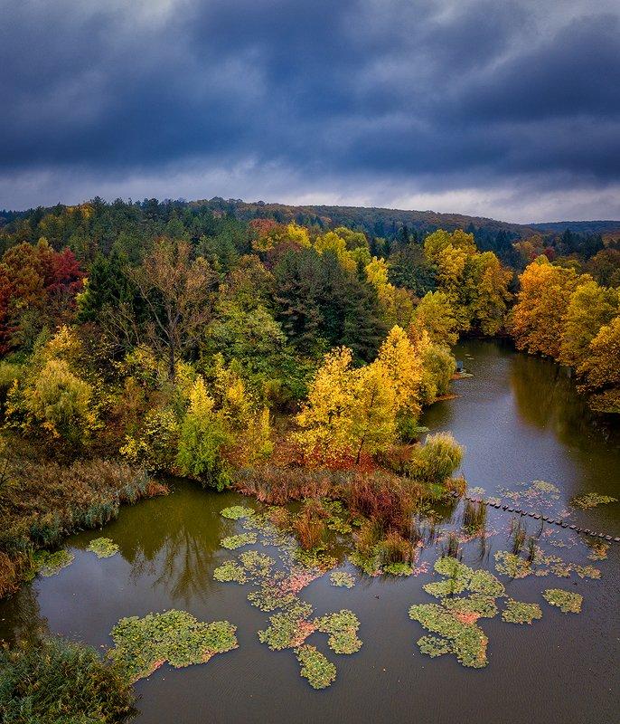 Rainy autumn daysphoto preview