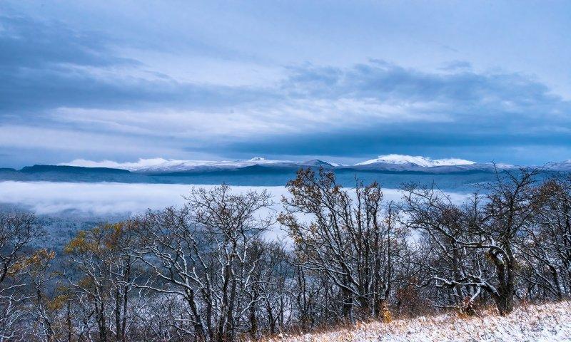 Первое утро зимы...photo preview