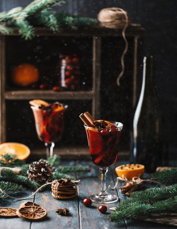 новый год, напитки, глинтвейн, рождество Глинтвейнphoto preview