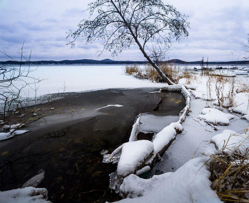 Первый лед на о.Таватуйphoto preview