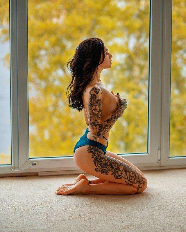 ню, nude, портрет, 85mm ****photo preview