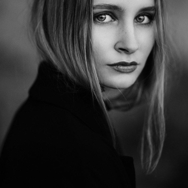 портрет, никон, естественный свет Лизаphoto preview