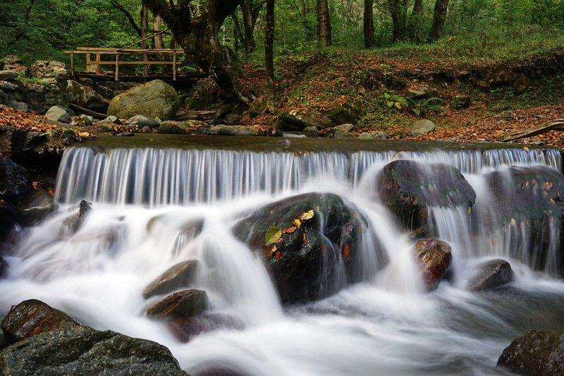 осень горы река По осенней рекеphoto preview