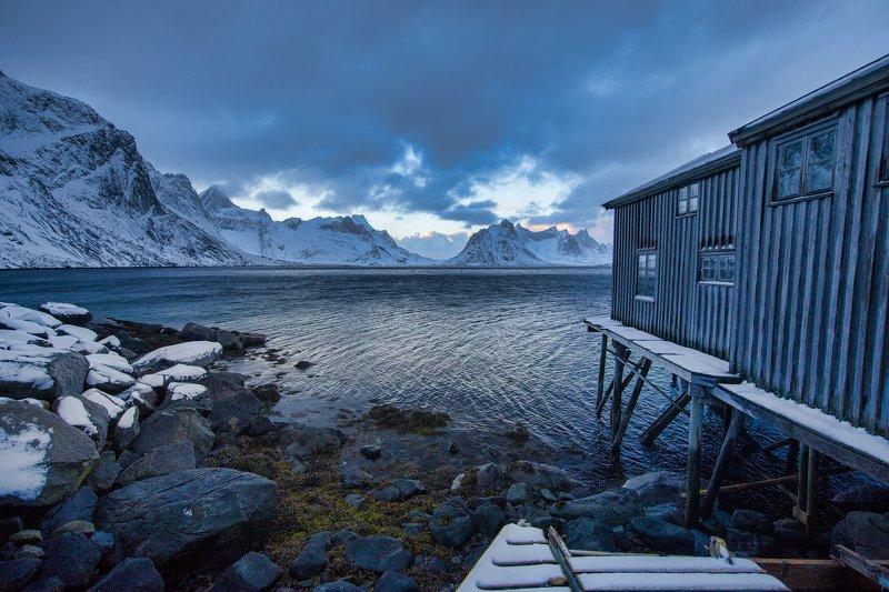 Faraway in The North || Далеко на Северphoto preview