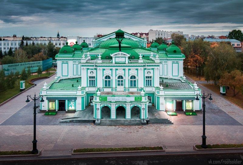 Омский Театр Драмыphoto preview