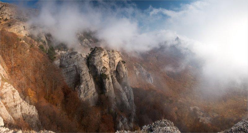 Демерджи в облакахphoto preview