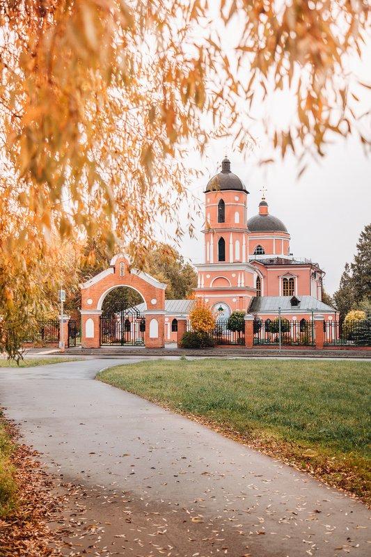Зеленоград Никольская церковьphoto preview