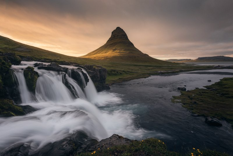пейзаж, природа, парк, исландия, горы, река, landscape, nature, iceland, park Icelandphoto preview
