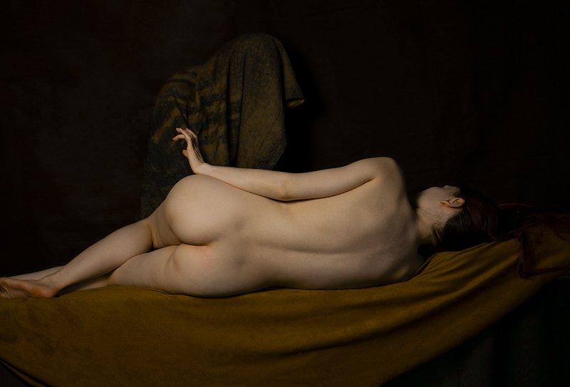 fine, art, nudes Призрак.photo preview