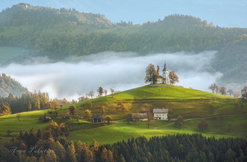 Церковь Святого Томаша, Словенияphoto preview