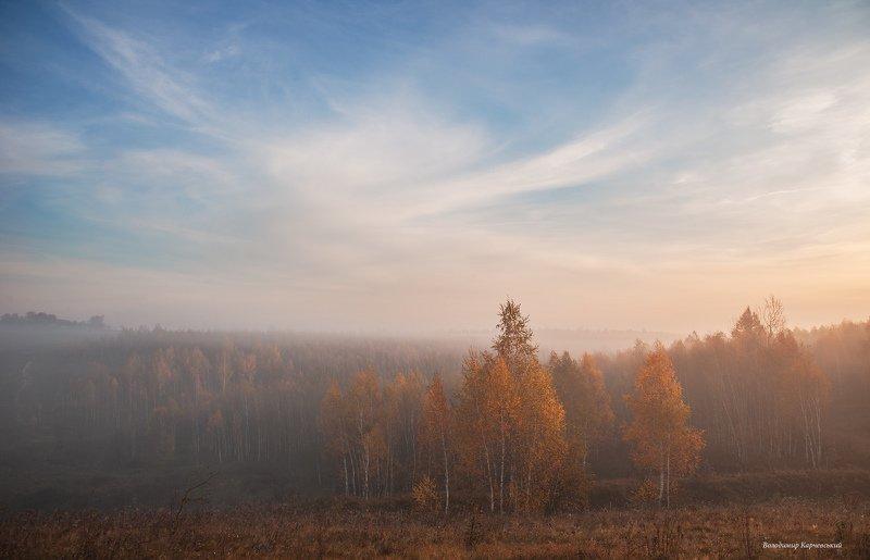Утро золотое...photo preview